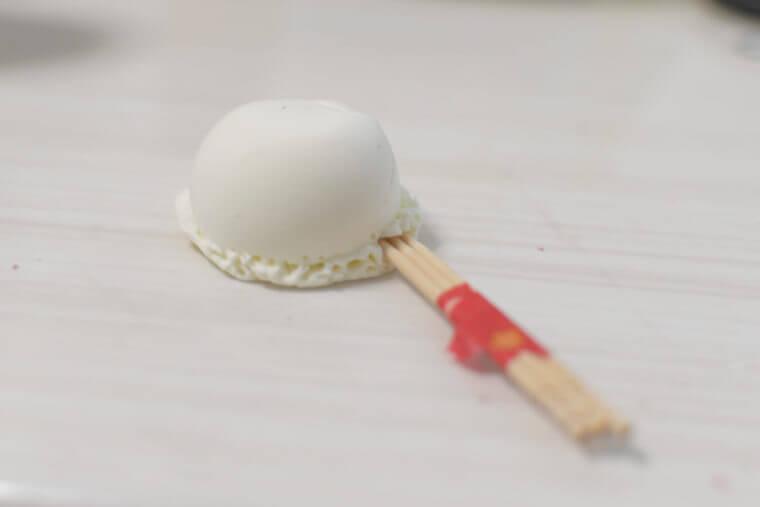 フェイクスイーツ アイスクリームの作り方