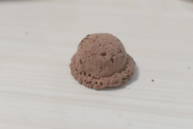 フェイクスイーツ チョコチップアイスクリームの作り方