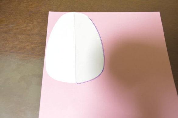 イースターのリース 100均の材料での作り方