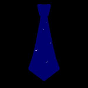 ネクタイのボールペンイラストのおしゃれな書き方